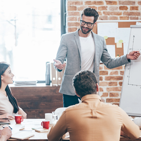 Strategic Planning Homepage Circle
